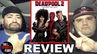 Deadpool 2 Review | NSR thumbnail
