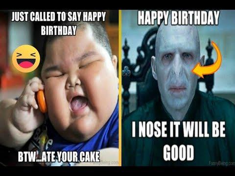 Ultimate Birthday Memes