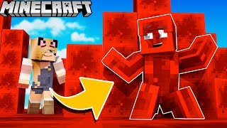 REDSTONE KAMUFLAŻ TROLL?! - ZABAWA W CHOWANEGO W MINECRAFT (Hide and Seek) | Vito vs Bella