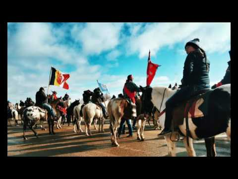 Please Support Standing Rock Sioux Tribe Protest against Dakota Access Pipeline. #NoDAPL