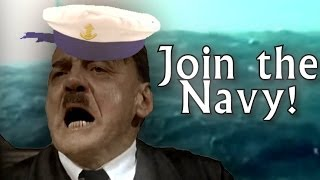 Hitler - In the Navy (JennieParker87 Contest Entry)