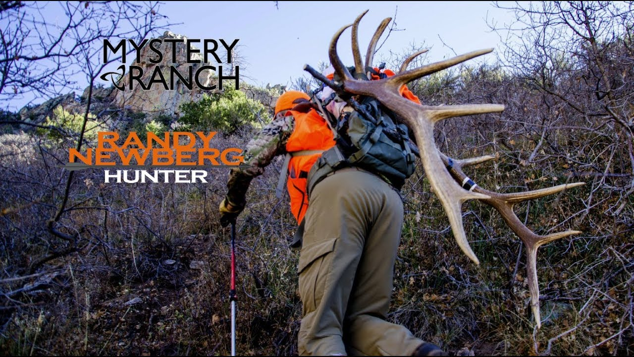 Mystery Ranch Metcalf Randy Newberg S Go To Pack Youtube