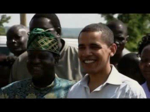 Obama and Odinga Campaign in Kenya