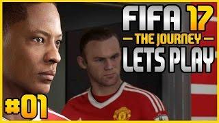 Der Start einer großen Karriere?! - Fifa 17 THE JOURNEY - Lets Play #01
