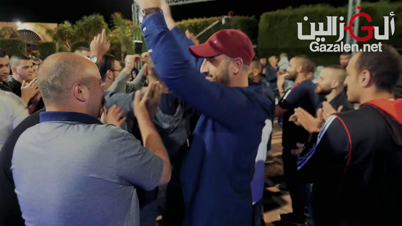 اشرف ابو الليل محمود ووظاح السويطي حفلة ام الفحم