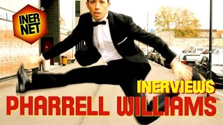 INERVIEWS - PHARRELL WILLIAMS