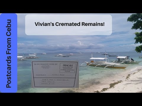Vivian's Cremated Remains