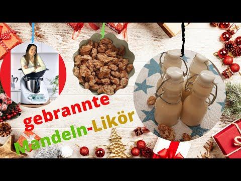 Gebrannte Mandeln Wie Vom Weihnachtsmarkt Und Likör Leicht Gemacht | ThermoMixenmitClaudia