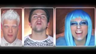 [Official Backwards Music Video] Daft Punk - Pentatonix | Backwards Audio