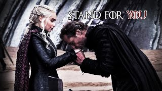 (GoT) Jorah Mormont || Stand For You