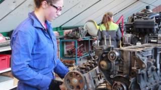 Bac Pro Mécanique Auto, lycée Louis Rascol, Albi