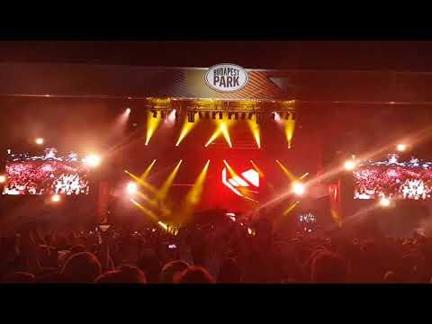 Paul Kalkbrenner - Feed your head @ (Budapest Park)  2017 09 08 21:37