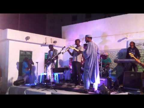 Viernes a la noche en Khartoum. Mahdi Art Center
