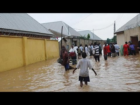 DR Congo: 37 die due to floods in Kinshasa
