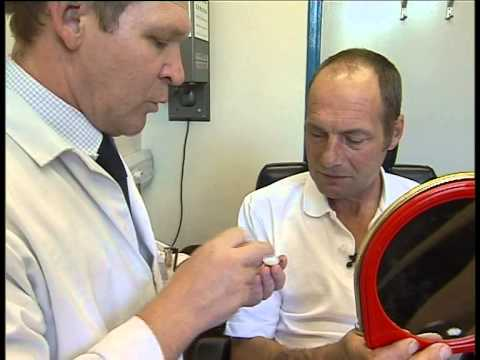Coping with eye loss - 6. Artificial eye fitting and maintenance