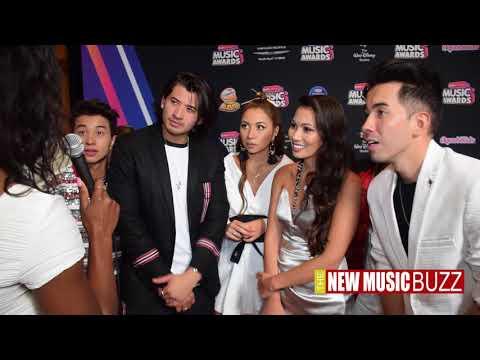 Radio Disney Music Awards Red Carpet Clip, Jenna Ortega, The Vamps, JagMag, Peyton Elizabeth Lee
