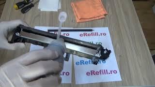 HP CF230A / CF230X Toner Cartridge Refilling