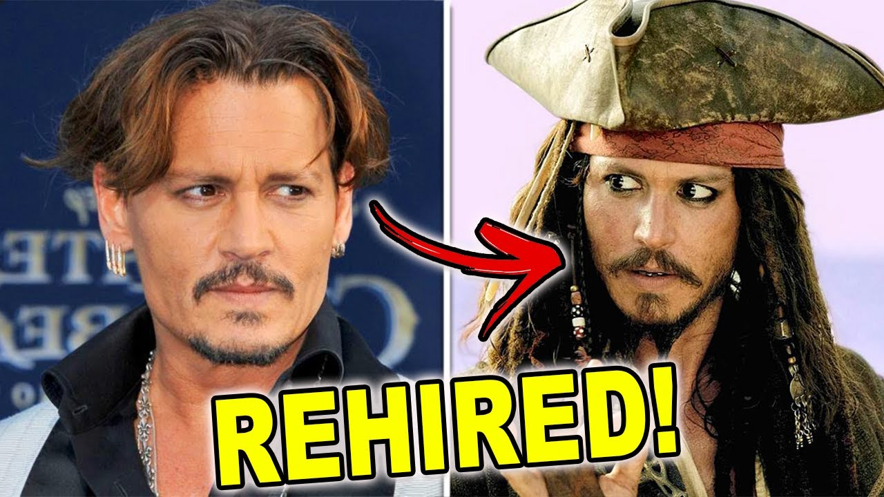 Download Johnny Depp REHIRED For Pirates Of The Caribbean Role After Disney Defends Him In Court!?