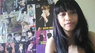 i want to meet justin bieber -INDONESIA