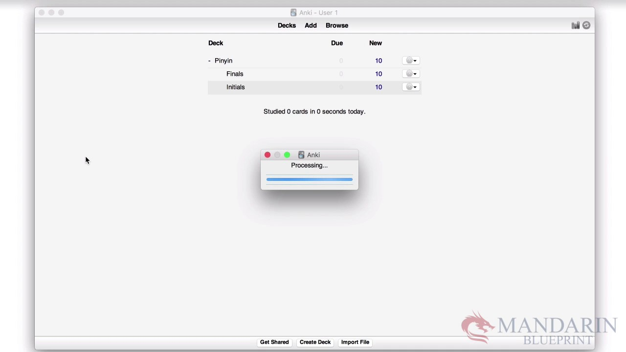 Anki Tutorial: Importing Decks and Options Groups to AnkiDroid
