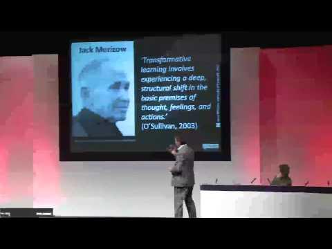 Open learning -- opportunity or threat? Steve Wheeler at LSG 2013