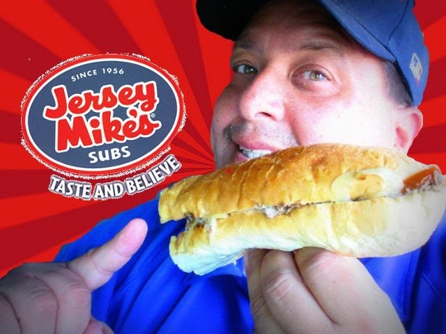 Jersey Mikes® Famous Steak Philly REVIEW!