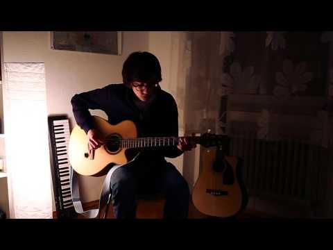 AnnenMayKantereit - Barfuß am Klavier (Fingerstyle Cover)