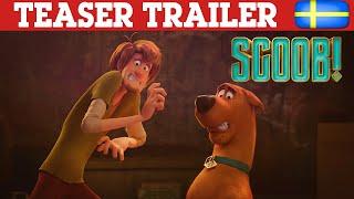 Scooby doo film på svenska
