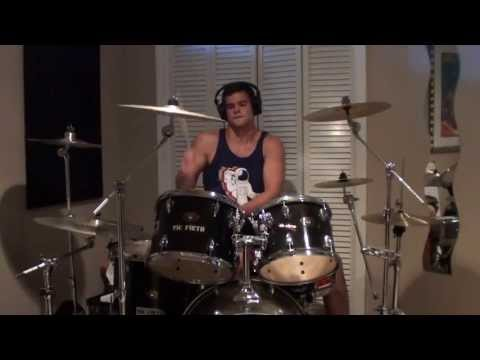 Wop - J Dash (drum cover)