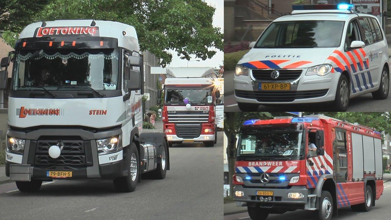 Kleurplaten Brandweer Politie En Ambulance Idee 235 N Over