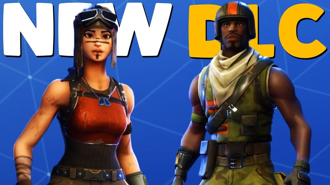 Buying The Renegade Raider Fortnite Battle Royale
