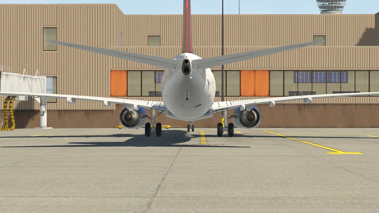 X-Plane 11 Tutorial | 737-800 Zibo Mod Cold And Dark Startup  Micah Messer  20:26 HD