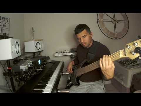 Friend Of God | Israel Houghton | Bass Cover