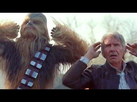 Звездные войны: Эпизод 7 — Полный русский трейлер (HD) Пробуждение Силы
