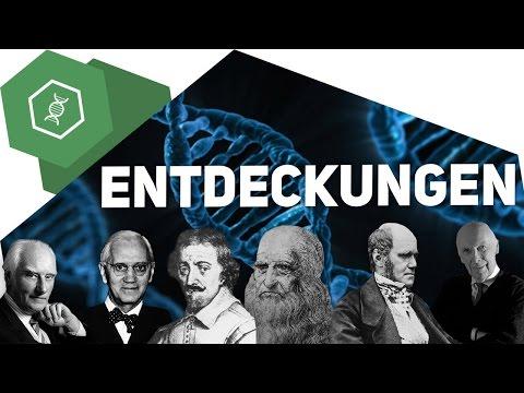 Die 5 wichtigsten biologischen Entdeckungen