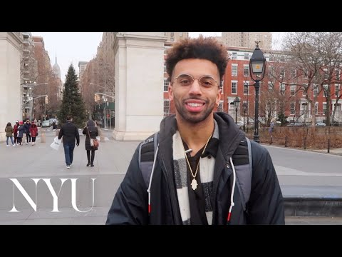 73 Questions With A NYU Student | A Basketball Student Athlete
