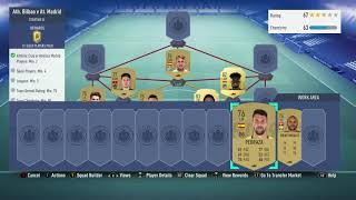 FUT 19 - SBC - Marquee Matchups - Ath. Bilbao v At. Madrid - Cheap & No Loyalty