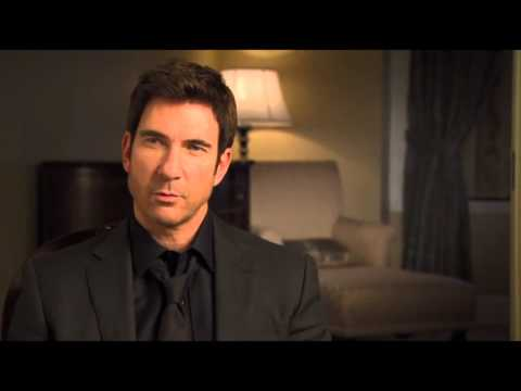 Dylan McDermott 'The Campaign' Interview! [HD]