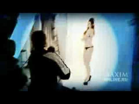 Alison Carroll MAXIM (Tomb Raider Underworld)