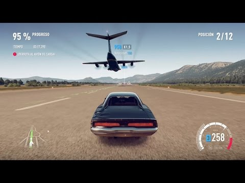 FORZA HORIZON 2 - FAST & FURIOUS 7: FINAL!