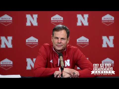 Nebraska Volleyball: John Cook on No. 4 Huskers' 3-1 Loss to No. 5 Minnesota