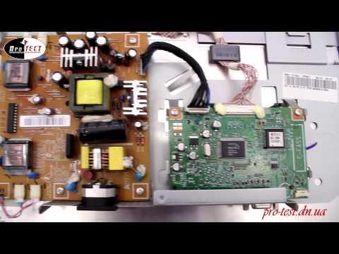видео: Не включается монитор samsung 710n. Не работает монитор. Ремонт монитора samsung 710n в Макеевке.
