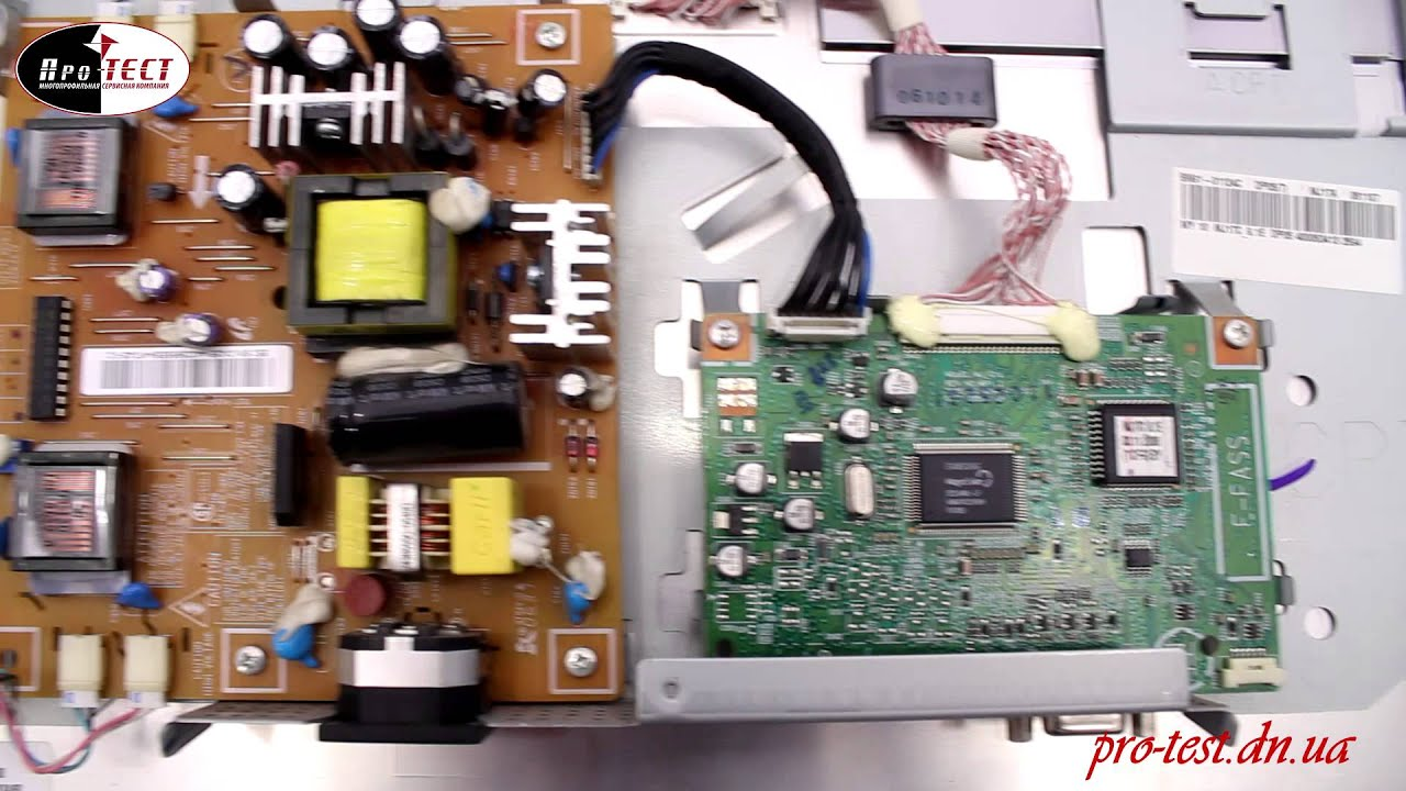монитор самсунг 740n схема ремонт