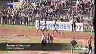 Daniel Komen - 3000m World Record