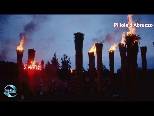 Rituali di Sant'Andonie in terra d'Abruzzo