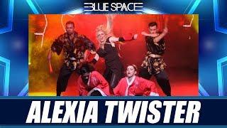 Blue Space Oficial - Alexia Twister e Ballet - 20.04.19