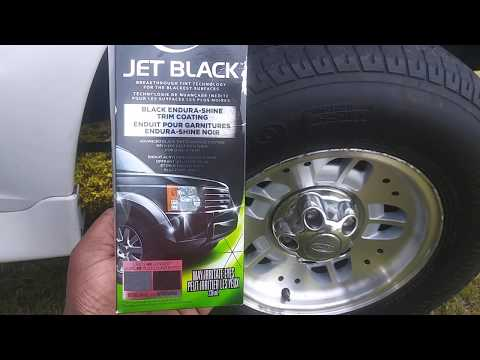 Turtle Wax Jet Black Tire & Trim Coating Have Yall Forgot This Great Product 😆 Lol