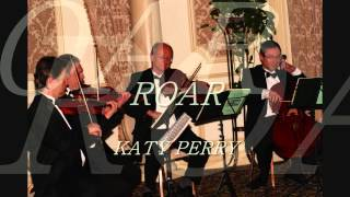 ROAR by Katy Perry | Instrumental Version by Art-Strings Quartet | New York, NY Thumbnail
