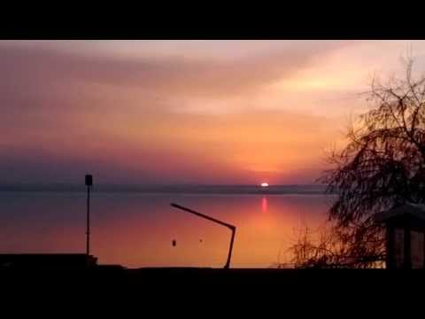 Beautiful sunset ...on Club California