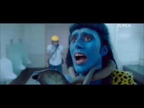 PK best comedy scene - ~Aamir Khan found Shib~ HD